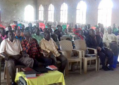 Pastors in training