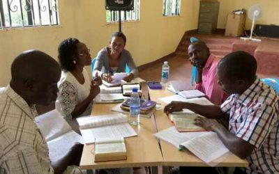 Robert's report from Kampala